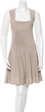 Alaia Textured Knit Dress w/ Tags