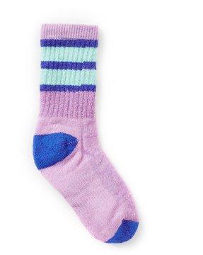 Smartwool Kids Striped Hike Socks