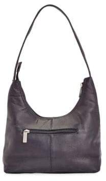 Royce New York Leather Shoulder Bag