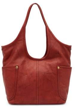 Frye Campus Leather Shoulder Bag