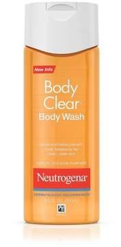 Neutrogena® Body Clear® Body Wash - Salicylic Acid Acne Treatment - 8.5 fl oz