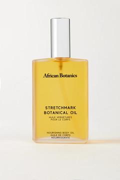 African Botanics - Marula Stretchmark Botanical Body Oil, 100ml - Colorless