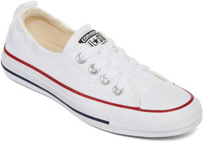 Converse Chuck Taylor All Star Shoreline Womens Slip-On Sneakers