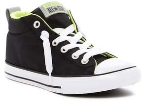 Converse Chuck Taylor All Star Street Mid Lace-Up Sneaker (Little Kid & Big Kid)
