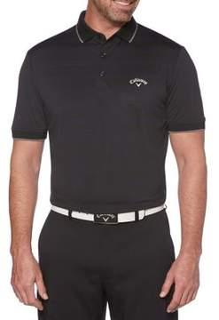 Callaway Opti-Dri Double Striped Polo Shirt