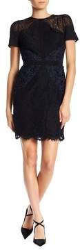 Adelyn Rae Lola Lace Sheath Dress
