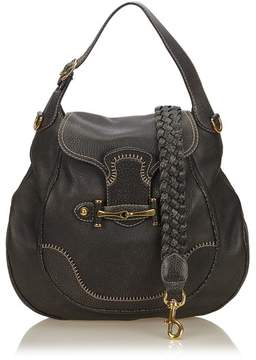 Gucci Vintage Leather New Pelham Hobo