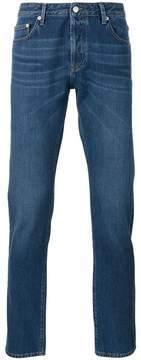 Officine Generale tapered jeans
