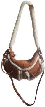 Tosca Camel Leather Handbag