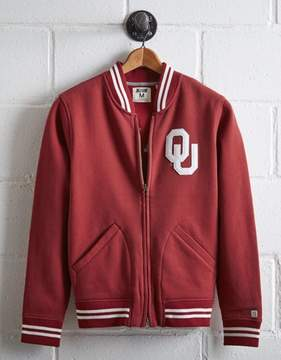 Tailgate Men's Oklahoma Bomber Jacket