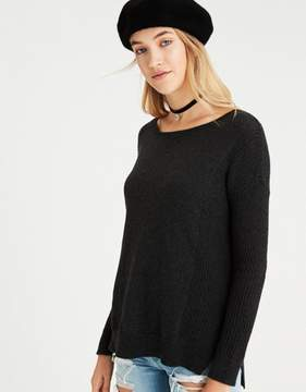 American Eagle Outfitters AE Mixed Stitch Sweater
