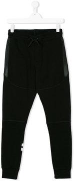 DKNY track pants