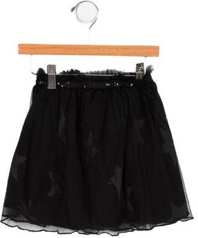 Nununu Girls' Embellished Tulle Skirt