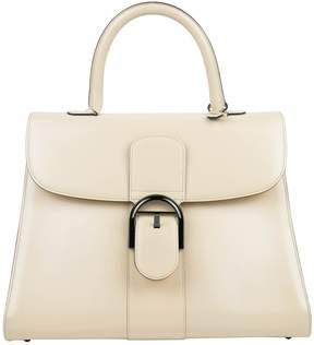 Delvaux Le Brillant Pink Leather Handbag