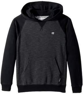 Billabong Kids - Balance Pullover Hoodie Boy's Sweatshirt