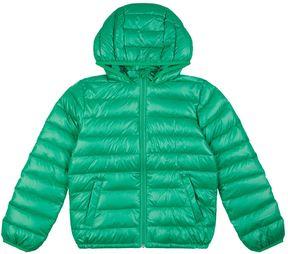 Kenzo Zipped Puffer Coat