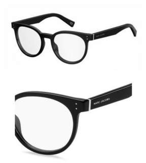 Marc Jacobs Eyeglasses 126 0807 Black