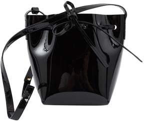 Mansur Gavriel Bucket Bag patent leather handbag