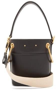 Chloé Roy Mini Bucket Bag - Womens - Black