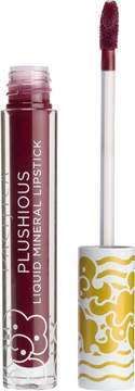 Pacifica Plushious Liquid Mineral Lipstick - Bae (deep wine red)