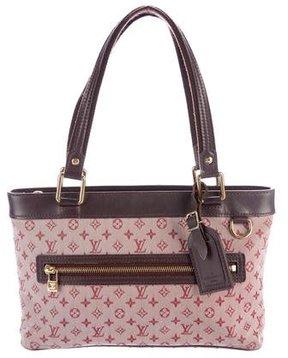 Louis Vuitton Mini Lin Lucille PM - PINK - STYLE