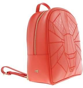 Roberto Cavalli Backpack Elisabeth 004 Coral Backpack.