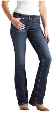 Ariat Women's R.E.A.L. Riding Jean Whipstitch - Extra Long