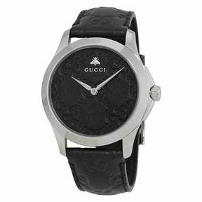Gucci G-Timeless Black Dial Men's Watch YA1264031