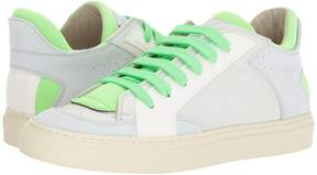 MM6 MAISON MARGIELA Neon Pop Low Trainer Women's Shoes