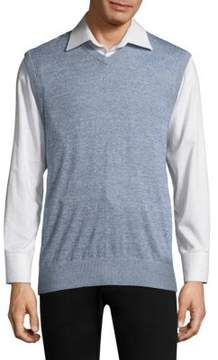 AG Jeans Green Label Knit Heathered Vest