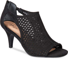 Style&Co. Style & Co Haddiee Ankle Shooties, Created for Macy's Women's Shoes