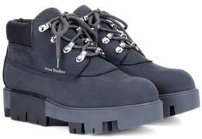 Acne Studios Tinne leather boots