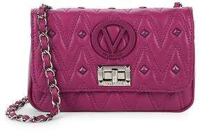 Mario Valentino Valentino by Women's Noel Leather Crossbody Bag