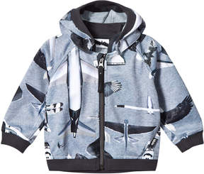 Molo Planes and Birds High Soft Shell Jackets