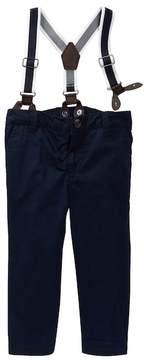 Joe Fresh Suspender Pant (Baby Boys)