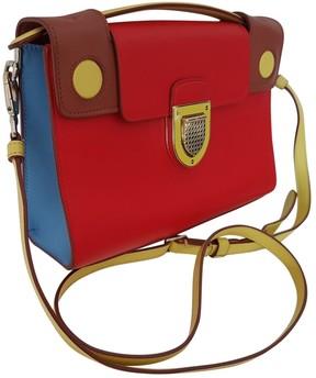 Christian Dior Diorever Multicolour Leather Handbag