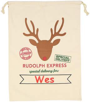 Express 'Rudolph Express' Personalized Santa Sack