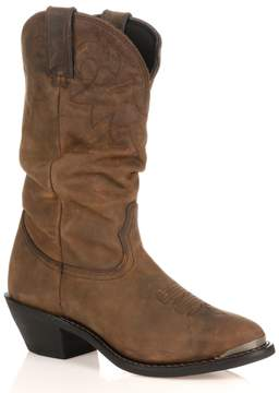 Durango Slouch Distressed Women's Cowboy Boots