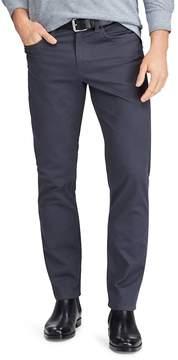 Chaps Big & Tall Straight-Fit Stretch 5-Pocket Twill Pants