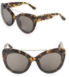 3.1 Phillip Lim 55MM Butterfly Sunglasses