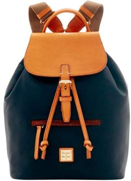 Dooney & Bourke Windham Allie Backpack - CHARCOAL - STYLE