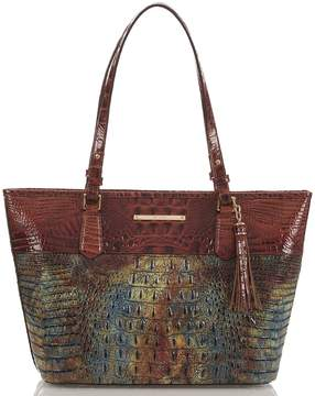 Brahmin Livingston Collection Medium Asher Colorblock Tote