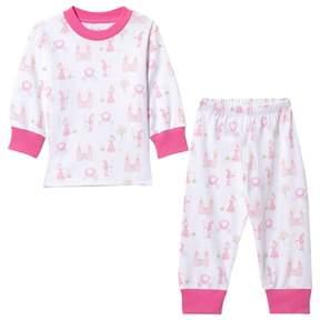 Kissy Kissy Pink Fairytale Print Pyjamas