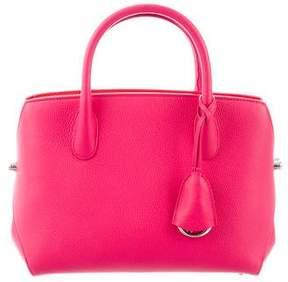 Christian Dior Leather Bar Bag