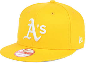 New Era Oakland Athletics C-Dub 9FIFTY Snapback Cap