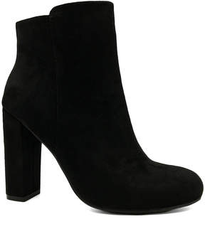 Bamboo Black Living Bootie - Women
