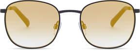 Le Specs Neptune square-frame sunglasses