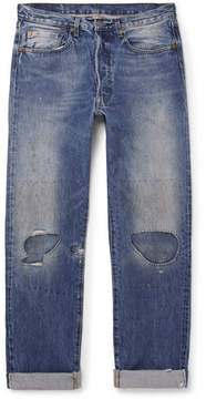 Levi's 1976 501 Selvedge Denim Jeans