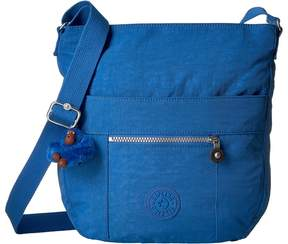 Kipling Bailey Saddle Bag Handbag Handbags - BELOVED BLUE - STYLE