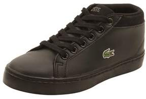 Lacoste Toddler Straightset Chukka 316 Sneakers In Black.